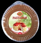 Uno Pasta Tabanı Sade İki Katlı 250 Gram 2 Adet...