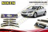 Opel Astra J 2009 K 2016 Kromlu Cam Rüzarlığı...