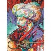 Anatolian Fatih Sultan Mehmet 1000 Parça Puzzle