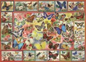 Anatolian Kelebekler 1000 Parça Puzzle