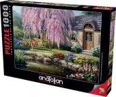 Anatolian Kiraz Ağacı 1000 Parça Puzzle