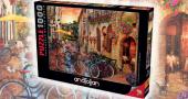 Anatolian Toscana Keyfi 1000 Parça Puzzle