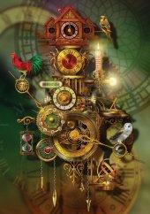 Ks Games Its About Time 1500 Parça Puzzle