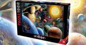 Anatolian Gezegenler / Planets in Space 1000 Parça