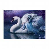 Ks Games White Swan 1500 Parça Puzzle