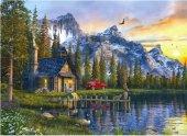 Anatolian Dağevinde Günbatımı Sunset Cabin 1000...