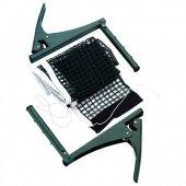 Povit Mandallı Masa Tenisi File Demir Set 9819 G