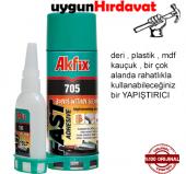 Akfix Hızlı Yapıştırıcı 705 200+50ml