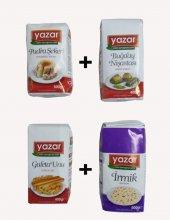 Yazar İrmik+galeta Unu+pudra Şekeri+buğday...