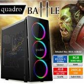 Quadro Battle Rx5 35842 Ryzen 5 3500x 8gb...