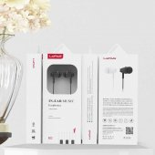 Oppo A5 2020 Süper Bass Mikrofonlu Kulak İçi Silikonlu Kulaklık 3.5mm