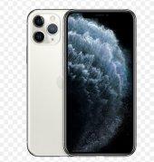 Apple Iphone 11 Pro Max 256 Gb Silver Mwhk2tu A...