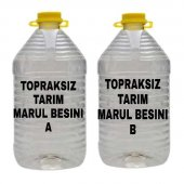 Topraksiz Tarim Marul Besini 5 Lt A 5lt B...