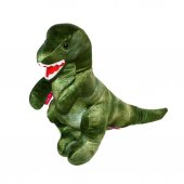 3418y Ayakta T Rex Yeşil