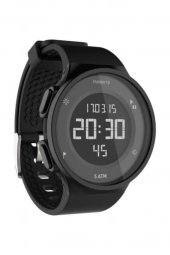Kronometreli Saat Koşu Siyah W500