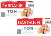 Dardanel Ton Light 160 Gr X2 2li Paket