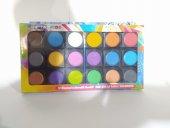 Metalik Sulu Boya Tak Çıkart Tablet 45 Mm 18 Renk Gp.4 K504000 5001 Gıpta