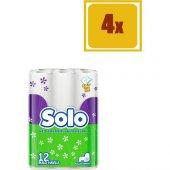 Solo Kağıt Havlu 12 Li (X4)
