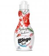 Bingo Soft Konsantre Yumuşatıcı Şakayık 1440 Ml