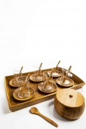 Bambum Gala 22 Parça Çay Seti Çay Takımı