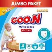 Goon Mutlu Bebek Kulot No 4 Jumbo 42 Adet