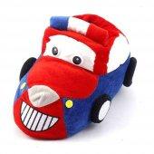 Akınal Bella Arabalı Çocuk Pandufu Kırmızı Mavi 28 29 Numara