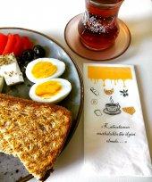 Lidya Sunum Peçete 33*33 Garson Katlama Çift Katlı (30 Adet) Ld1345