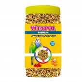 Vitapol Premıum Meyveli Muhabbet Kuş Yemi 1000 Gr