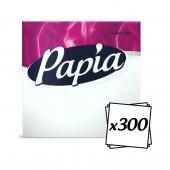 Papia Beyaz Peçete 50'li 6'lı