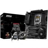 Msı Trx40 Pro 10g Ddr4 4666(Oc) Trx40