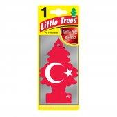 Little Trees TÜRK Bayrağı Vanilya Aromalı Asma Oto Kokusu