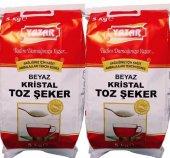 Yazar Kraft Ambalaj(Kağıt) Toz Şeker 5000gr X 2...