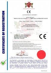 5 ADET CE ve ISO 13485 SERTIFIKALI ULTRASONIK BURUN TELLİ, 3 KATLI DMK MASKE-9