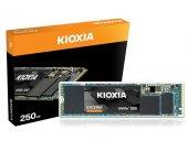 Kioxia Exceria 250gb Nvme M.2 Ssd 1700 1200 Mb S (Bk Lrc10z250gg8)
