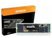 Kioxia Exceria 500gb Nvme M.2 Ssd 1700 1600 Mb S (Bk Lrc10z500gg8)