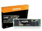Kioxia Exceria 1tb Nvme M.2 Ssd 1700 1600 Mb S (Bk Lrc10z001tg8)