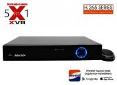 Spy Xvr Ad 5016xvr 16 Kanal 5mp Destekli 5m N Xvr H.265+ 2x6tb Hdmı&vga&bnc Kayıt Cihazı