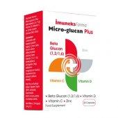 imuneks Micro-glucan Plus 30 Kapsül