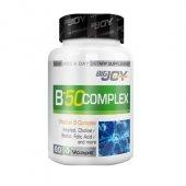 Bigjoy B 50 Complex 60 Bitkisel Kapsül