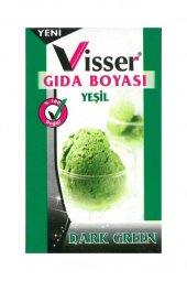 Visser Toz Gıda Boyası 9 Gram Yeşil