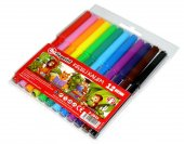 Keçeli Kalem 12 Renk Fixpoint