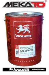 Wolver 75w 90 20 Lt. Multipurpose Şanzuman Yağı Gl4