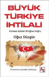 Büyük Türkiye İhtilali Oğuz Düzgün Az Kitap