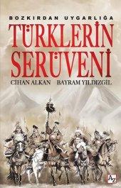 Bozkırdan Uygarlığa Türklerin Serüveni Cihan Alkan Az Kitap