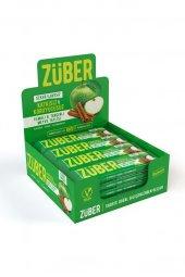 Züber Elmalı ve Tarçınlı Meyve Tatlısı - 12 Adet x 40Gr
