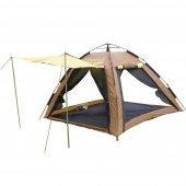 Otomatik Mekanizmalı Kamp Çadırı 1.kalite