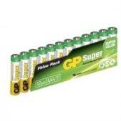 Süper Alkalin Lr03 Aaa Boy İnce Kalem Pil 20li Paket Gp24a 2vs20