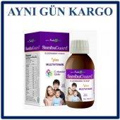 Suda Vitamin Sambuguard Kara Mürver Ekstresi...