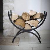 Dekozem Dekoratif Şömine Yanı Odun Kovası 40 Cm Dkzm 489 Odnkvs