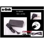 S Link Sl Nbaa97 19v 4.74a 4,0 1,7 Casper Notebook Standart Adaptör